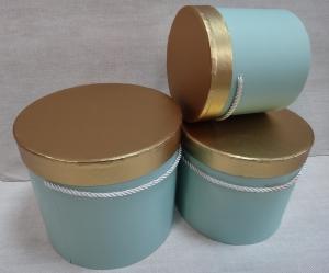 Коробки для цветов и подарка 91216шт (19х17 см )